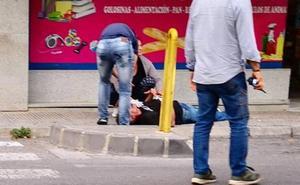 El hombre golpeado en Cabezo de Torres recibe el alta y no denuncia a su agresor