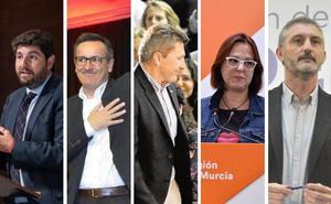 Los candidatos desvelan sus trucos para no fallar ante los micrófonos