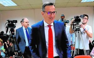 Conesa: «El PSOE es la única alternativa de cambio frente al PP y Vox»