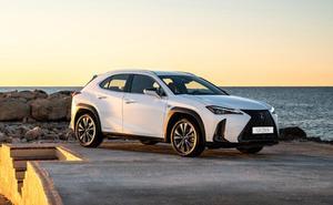 Nuevo UX 250h Híbrido autorrecargable por 29.900 euros, en Lexus Murcia