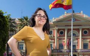 Susana Polo, la candidata del PP con síndrome de Down que reclama igualdad salarial