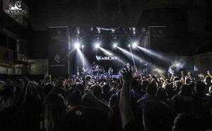 Explosión de heavy en Murcia con WarCry y Barón Rojo en concierto