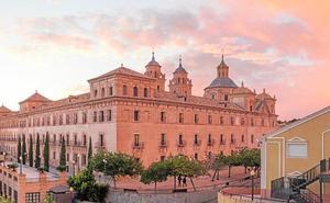 La Fundación Universitaria San Antonio invirtió 17 millones en restaurar Los Jerónimos