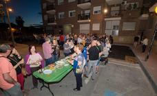 Las familias de Beniaján desalojadas en 2014 festejan la vuelta a sus viviendas