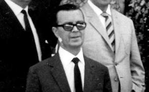 Primer centenario del poeta Antonio Sánchez Rebollo