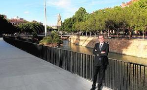José Ballesta: «El fin último es que los murcianos se sientan a gusto, felices y orgullosos de su ciudad»