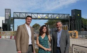 Urralburu: «Solo con Podemos en el Gobierno se garantizarán los plazos del soterramiento»