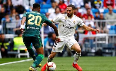 Real Madrid-Betis, en directo