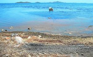 La Comunidad tampoco tendrá listos los balnearios de Los Urrutias para este verano