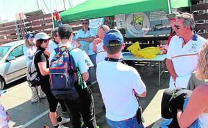 Talleres de navegación en San Pedro para niños con cáncer