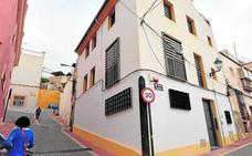 El albergue de transeúntes de Lorca se traslada al barrio de San Pedro