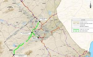 Fomento saca a información pública los tramos de la A-7 Alhama-Murcia y MU-30 en Alcantarilla