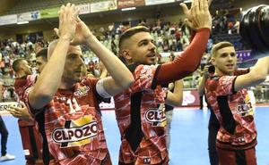 ElPozo fija a 10 euros las entradas para las semifinales contra el Jaén FS