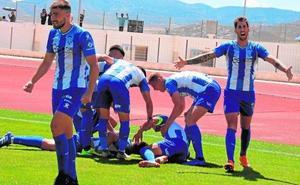 El FC Jumilla se jugará la permanencia en Segunda B contra el Real Unión de Irún