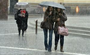 Fuertes tormentas amenazan este martes la Región