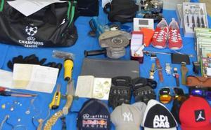 Tres detenidos en Molina por 16 presuntos robos en viviendas
