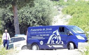Muere un hombre de 80 años al volcar su tractor en Santomera