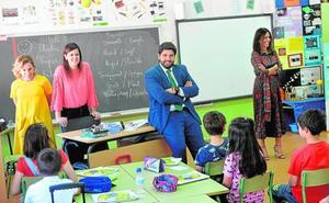 Miras invertirá 100 millones para modernizar colegios