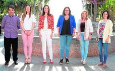 La socialista Mari Carmen Moreno se postula a la reelección como alcaldesa de Águilas