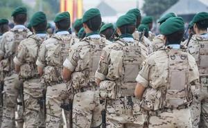 Piden 6 años para el subteniente juzgado por acoso sexual a una soldado en la base de Alcantarilla