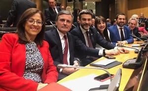 Los parlamentarios nacionales del PSOE prometen una legislatura «de progreso para Murcia»