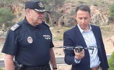 La Policía Local de Lorca incorpora un dron para labores vigilancia