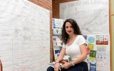 Isabel Martínez Llorente: «Para conseguir algo, primero hay que soñarlo»