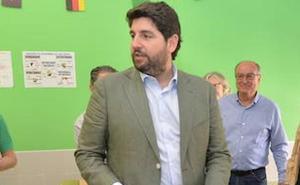 López Miras propone ayudas directas al alquiler de hasta el 50% de la renta