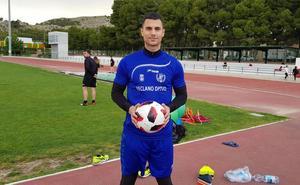 Miguel Serna: «Cuando marqué el gol no sabía qué hacer»