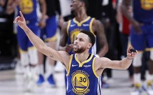 Los Warriors alcanzan su quinta final consecutiva