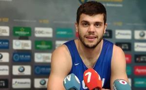 Todorović se siente «raro pero contento» tras su vuelta después de 8 meses lesionado