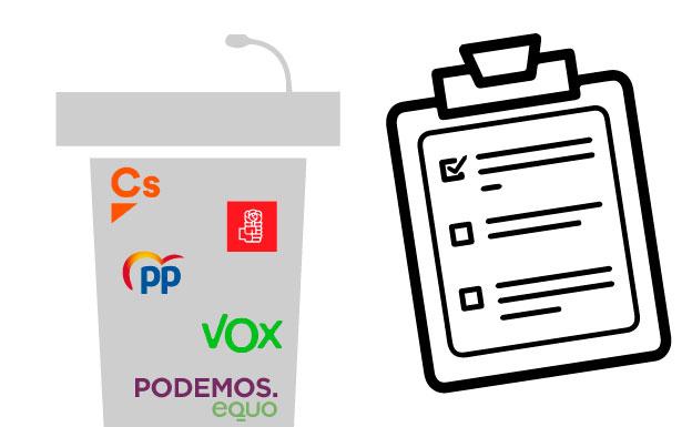 Las propuestas más llamativas de los programas electorales en la Región