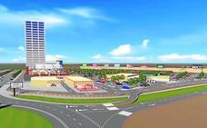 Un gran parque comercial y un recinto ferial se levantarán junto al cementerio