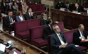 Las peritos de Hacienda cifran en 917.648 euros la malversación del procés