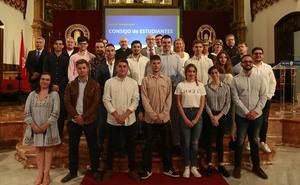 El Consejo de Estudiantes de la UCAM se presenta ante la comunidad universitaria