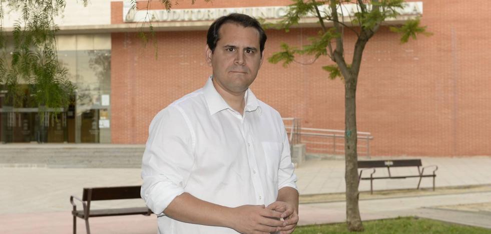 Sergio Ramos: «El PP ha hecho que el centro de Murcia sea más pequeño y solo mire al norte»