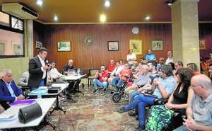 Confrontación de ideas entre los candidatos de Alcantarilla