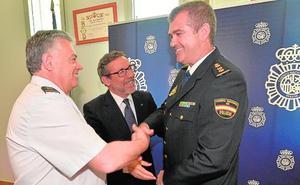 Pedro Montiel, nuevo comisario de policía en Lorca