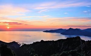 Córcega, playas paradisíacas y paisajes de ensueño en el corazón del Mediterráneo