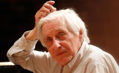 Joaquín Achúcarro: «Hay que hacer ver la música clásica como algo natural, no como algo esotérico»
