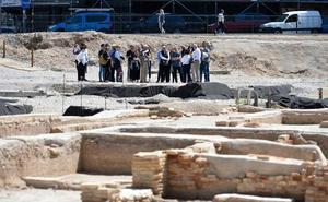 Italia se interesa por el yacimiento de San Esteban