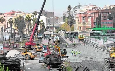 Adif adjudica las obras del soterramiento en el último día de la campaña electoral