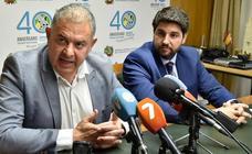 López Miras: «Lo primero que haré como presidente será exigir a Sánchez un Pacto Nacional del Agua»