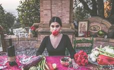 Cuatro bailarinas de la Región presentan su espectáculo 'Lo comío por lo sentío'