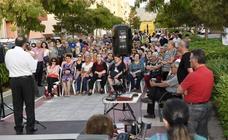 Vecinos de Espinardo 'inundan' la rambla para reclamar seguridad