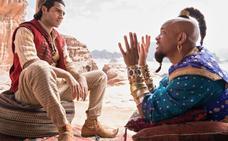 Aladdin en imagen real