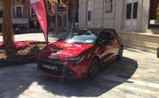 Toyota Murcia coopera en la lucha contra el cáncer infantil