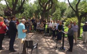 El Paseo de las Letras de Molina de Segura se amplía con seis nuevos escritores