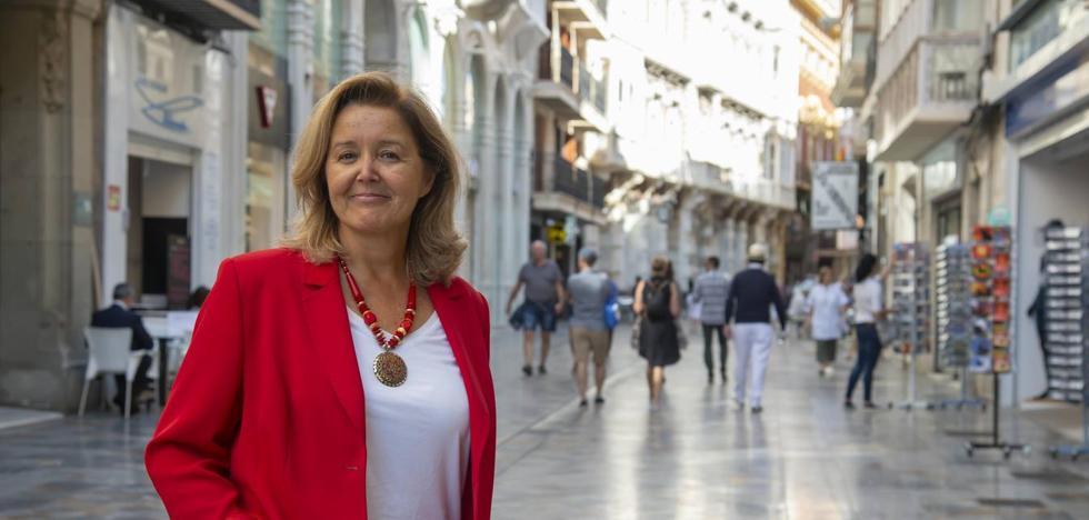 María José López Suanzes: «Evitaré que pongan 'a dedo' a los funcionarios que controlan la gestión local»