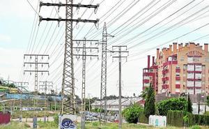 Las torres eléctricas de Los Rectores serán eliminadas el próximo año